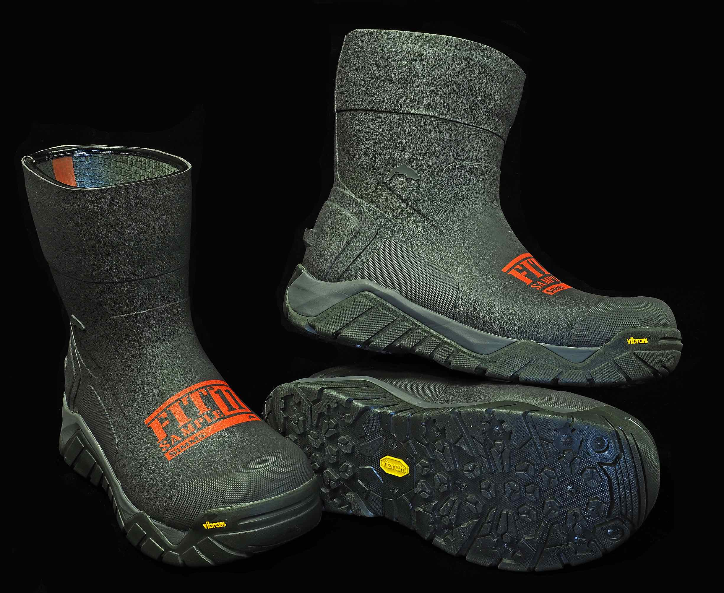 2017 Simms Vibram Boot Fit Kit.
