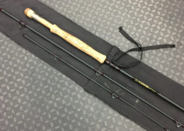G. Loomis Custom Built GL4 F7120-3B - 3pc - 10' 7wt Fly Rod c/w Sock - GREAT SHAPE! - $250