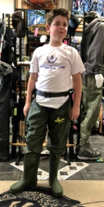 Kids Childrens Hip Waders A