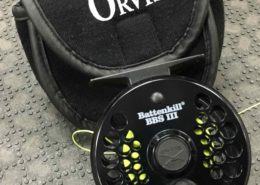 Orvis Battenkill BBS III Fly Reel - c/w Backing and Pouch - LIKE NEW! - $75