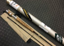 "Orvis Far & Fine 7' 9"" - 2 1/8oz (5) - 2pc c/w Tube - $200"