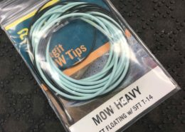 RIO Skagit MOW Tips - MOW HEAVY - 5ft Floating w/5ft T14 - $10