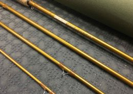 Sage Launch 690-4 - 6wt - 9ft - 4pc Fly Rod c/w Tube - GREAT SHAPE! - $150