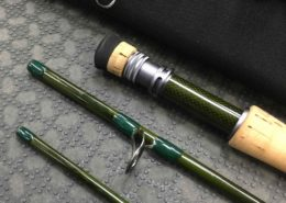TFO BVK - 9ft - 7wt - 4pc Fly Rod with Tube - LIKE NEW! - $200