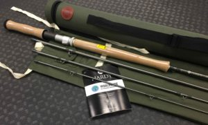 "Hardy Double Handed Rod - Swift Mark II - 11' 6"" - 4pc 7wt - NEW IN PLASTIC! - $395"