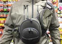 William Joseph Chest Sling / Front Back Pack - LIKE NEW! - $50