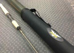 Fenwick Techna AVS70MHF 1pc Spinning Rod - c/w 7' Tube - LIKE NEW! - $125