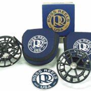 Ross Reels Evolution R Salt Fly Reel and Spare Spool.