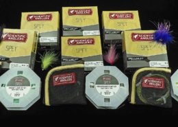 Scientific Anglers Floating, Intermediate Freightliner & Deliverance Spey Line Kits.