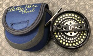 Billy Pate A/R Bonefish Fly Reel by Ted Juracsik - c/w Orvis Tropic WF9 Fly Line & 250yds of 30lb Micron Backing - LIKE NEW! - $450