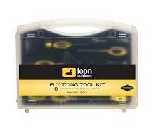 Loon Fly Tying Tool Kit.