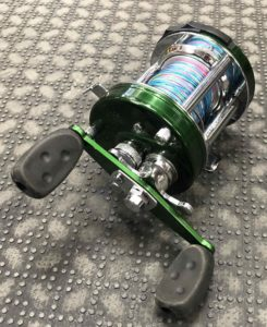Abu Garcia 6500 CS MAG Baitcast Reel - GREAT SHAPE! - $100