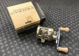 Daiwa Millionaire CV-Z253LA Japan Mag Force Baitcast Reel - GOOD SHAPE! - $150