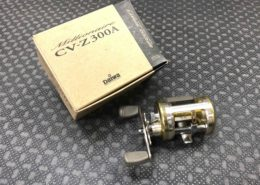 Daiwa Millionaire CV Z300A Speed Shaft Baitcast Reel - GREAT SHAPE! - $100