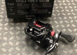 Daiwa Tatula Type-R 100HL Baitcast Reel - GOOD SHAPE! - $100
