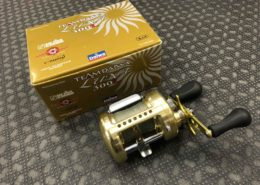 Team Daiwa Luna 300L Baitcast Reel - GREAT SHAPE! - $150