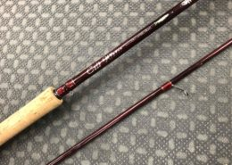 Quantum Cold Water - Centerpin Float Rod - 2 pc 13' - Good Shape! - $50