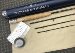 Thomas & Thomas - ESP 804-4 - 4 pc Fly Rod - LIKE NEW!