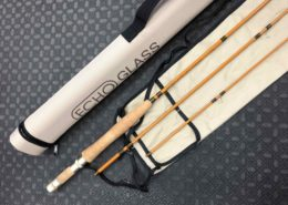"Echo Glass 6' 9"" 3wt 3pc Fly Rod - LIKE NEW! - $150"
