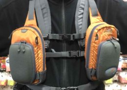 Fishpond Tech Pack - Vest & Backpack Combination - LIKE NEW! - $85