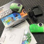 Fuji Finepix XP10 Waterproof Camera - GREAT SHAPE! - $25