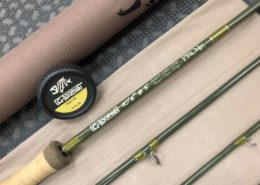 "G. Loomis Pro 4X 10' 6"" 5wt 4pc Fly Rod - 1265-4FR - LIKE NEW! - $250"