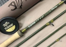 "G. Loomis Pro 4X 12' 6"" 6/7wt 4pc Spey Rod - 15067-4 FR - LIKE NEW! - $260"
