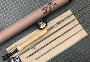 G. Loomis Pro 4X 9' 5wt 4pc Fly Rod - FR1085-4 - LIKE NEW! - $200