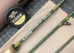 G. Loomis Pro 4X 9' 9/10wt 4pc Fly Rod - 1089/10-4 LHP FR - LIKE NEW! - $250