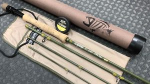 G. Loomis Pro 4X 9' 9wt 4pc Fly Rod - FR1089-4 - LIKE NEW! - $200