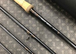 Greys Double Handed Spey Rod - GRXi+ 12' 7wt 4pc c/wCordura Tube - LIKE NEW! - $425