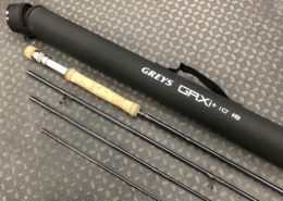 Greys GRXi 10' #8wt 4pc Fly Rod - LIKE NEW! - $375