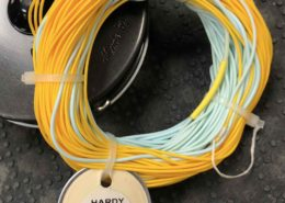 Hardy Floating Fly Line WF5 Mach 2 Trout - LIKE NEW! - $20