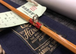 "Hardy ""Palakona"" 2pc Cane Bamboo Fly Rod - 8' 6"" 6wt - RARE - MINT CONDITION! - $750"
