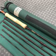 LL Bean Travel Series 9' 7wt 6pc Fly Rod c/w Original Sock and Tube - EXCELLENT CONDITION - $240