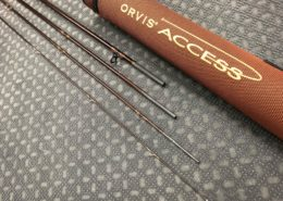 Orvis Access 10' 4pc 4wt Fly Rod - LIKE NEW! - $150