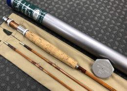 Orvis Limestone Special 8 1/2' 6wt Fly Rod c/w 2 Tips - BEAUTIFUL CONDITION! - Minor Repair on 1 Tip - $675
