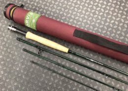 Orvis T.L.S. Power Matrix 4Pc Fly Rod - 9' 5wt Tip Flex - MINT CONDITION! - $190