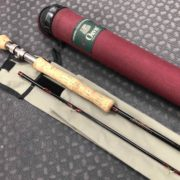 Orvis Trident 2pc Fly Rod - 9' 7wt Mid Flex 7.5 c/w Tube & Sock - EXCELLENT CONDITION! - $450