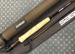 Sage D.S.2. 590 - 9' 5wt Graphite II 2pc Fly Rod - MINT CONDITION! - $150