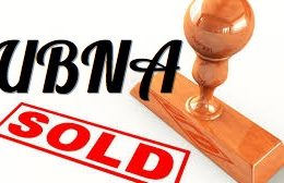 Used but NOT Abused (UBNA) - Sold