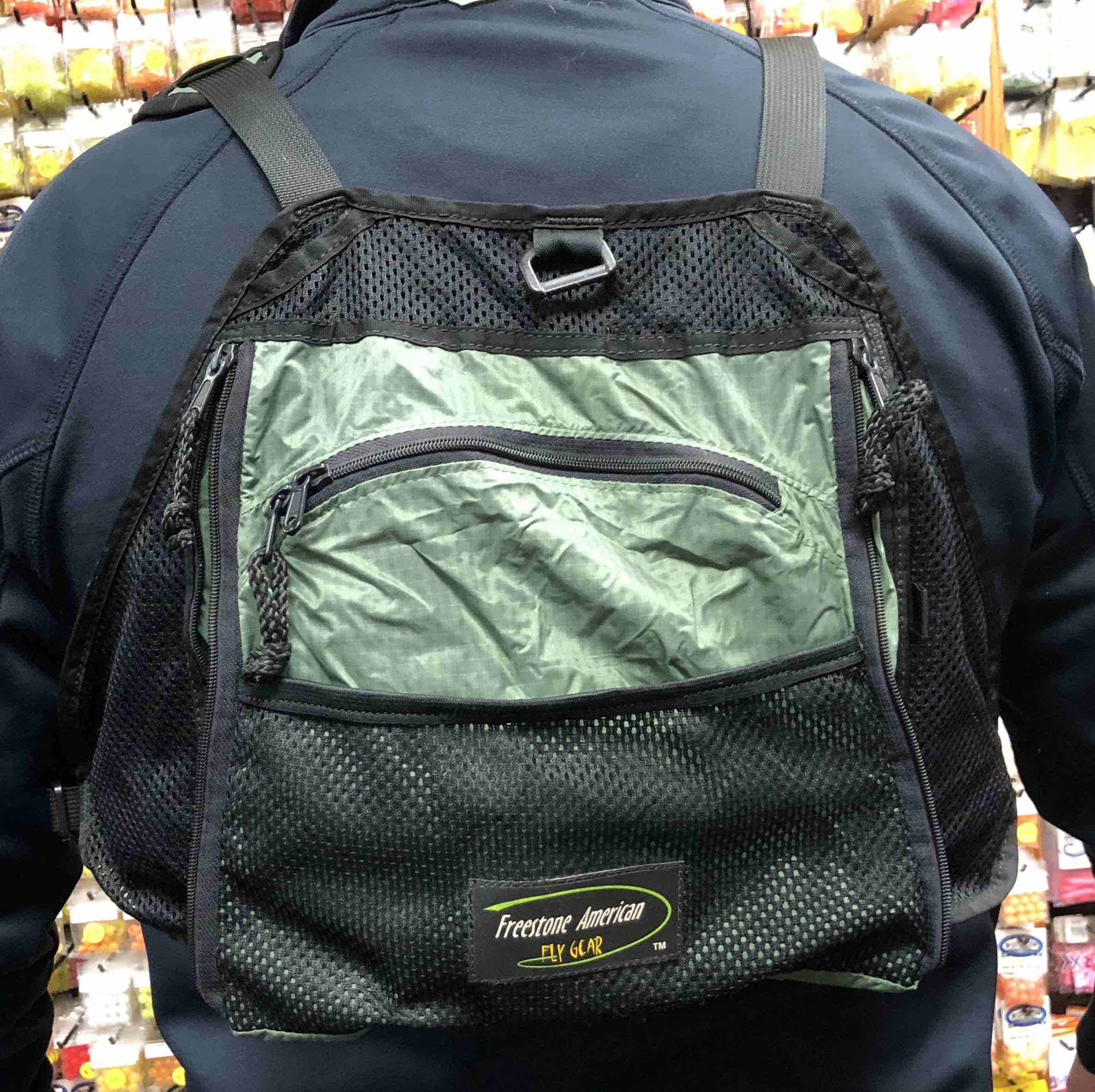 Freestone America Vest - Adjustable Size - LIKE NEW! - $30