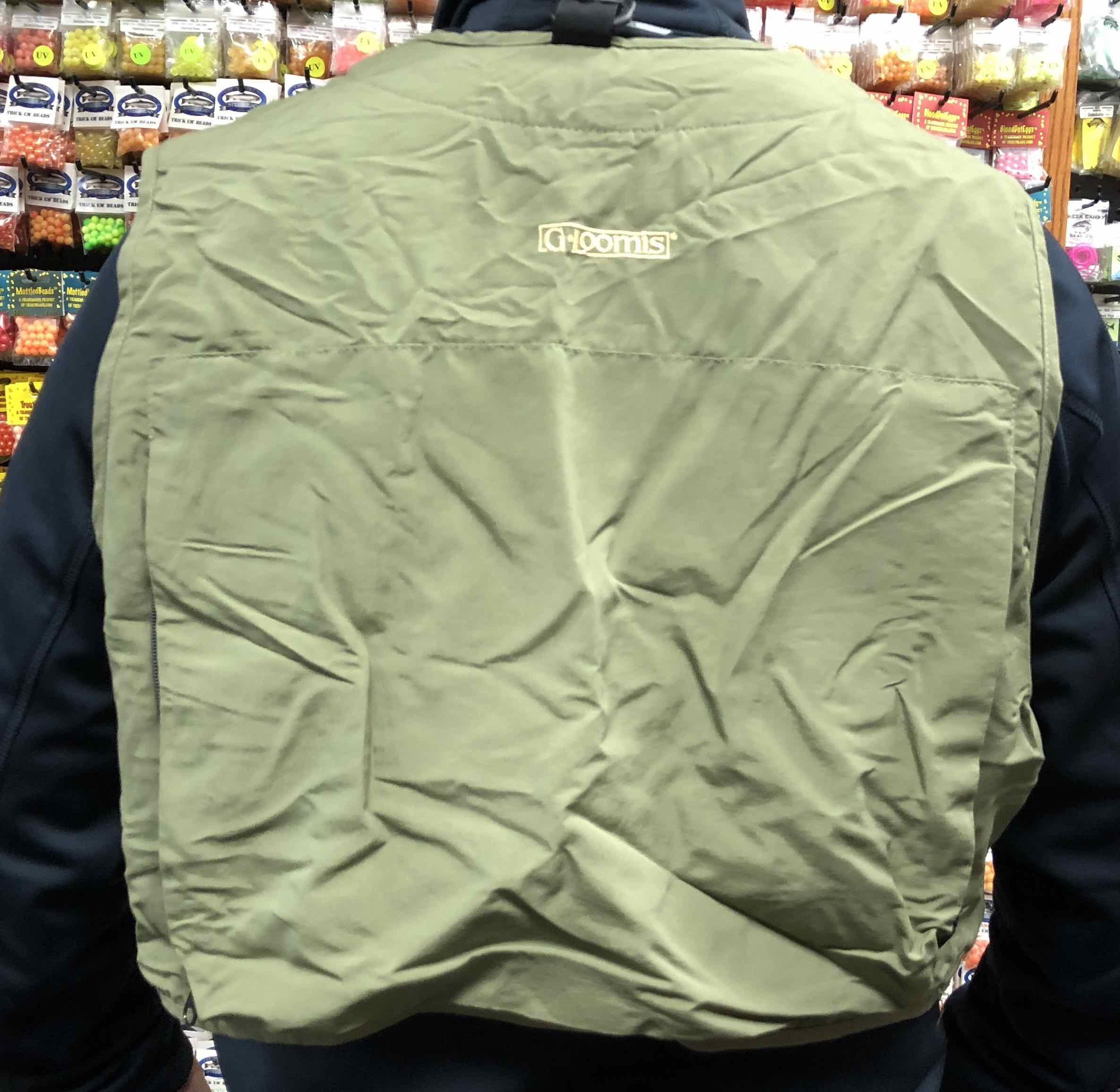 G. Loomis Fishing Vest - Size XL - LIKE NEW! - $50