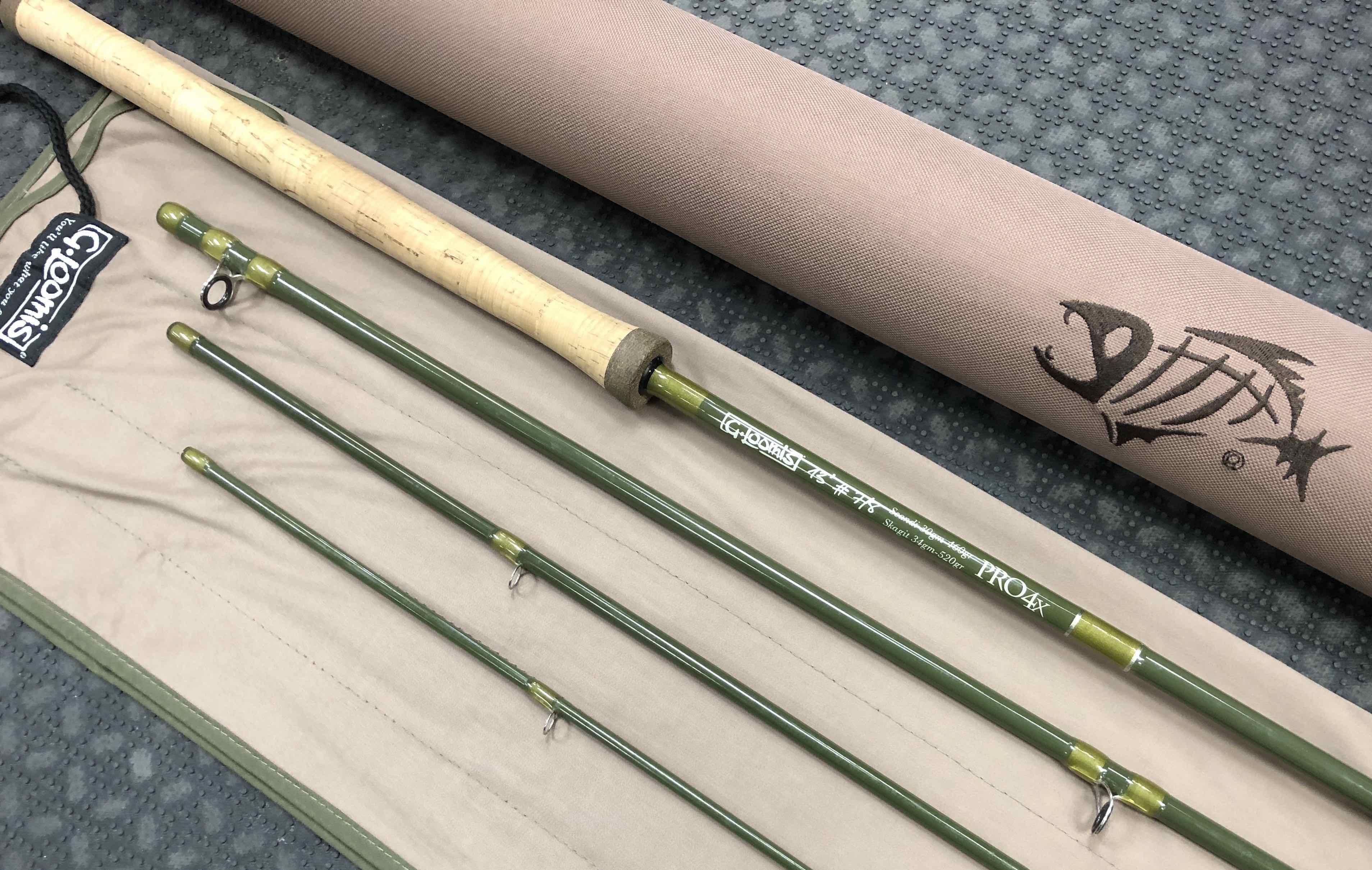 G. Loomis Pro 4X Spey Rod - 13' 7/8 Wt 4pc - LIKE NEW! - $350