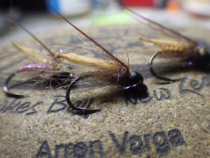 Euro Caddis Pupa Tan