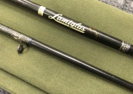 Lamiglas 10' 7/8Wt 2Pc Fly Rod - GOOD SHAPE! - $25
