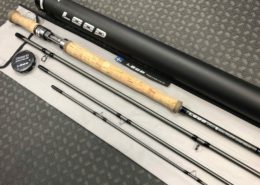 Loop Cross SI 8130-4 MC MF 13' 4Pc 8Wt Spey Rod - LIKE NEW! - $600