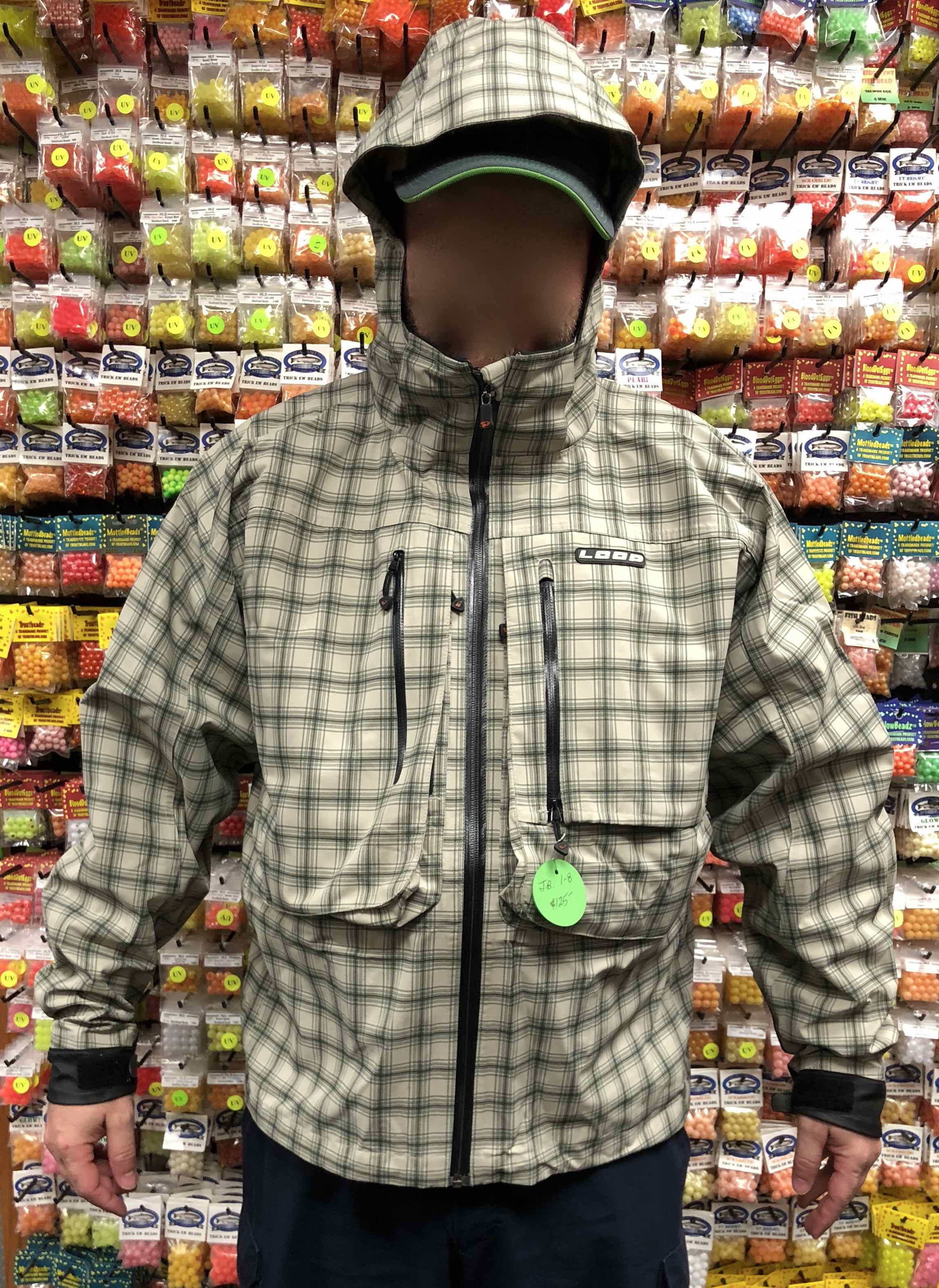 Loop Options 3L Waterproof, Windproof, Breathable Jacket - Size XL - LIKE NEW! - $100