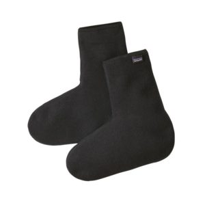 The Patagonia Winter Weight Fleece Oversock.