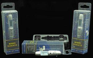 The William Joseph Infrared Thermometer.